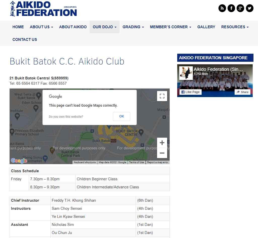 bukit-batik-cc-top-aikido-schools-in-singapore