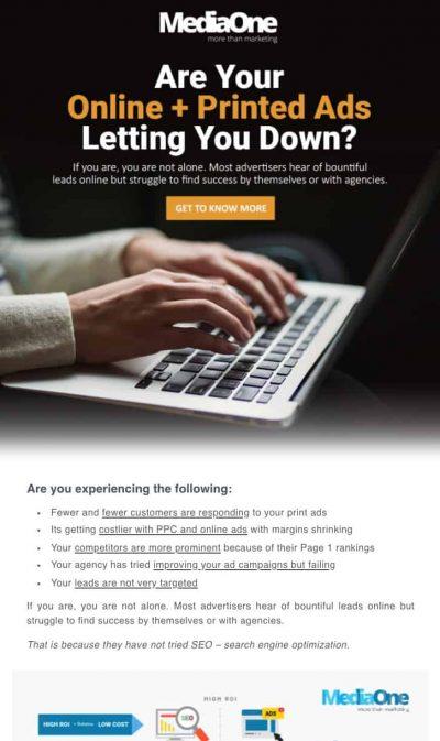 email blasting singapore